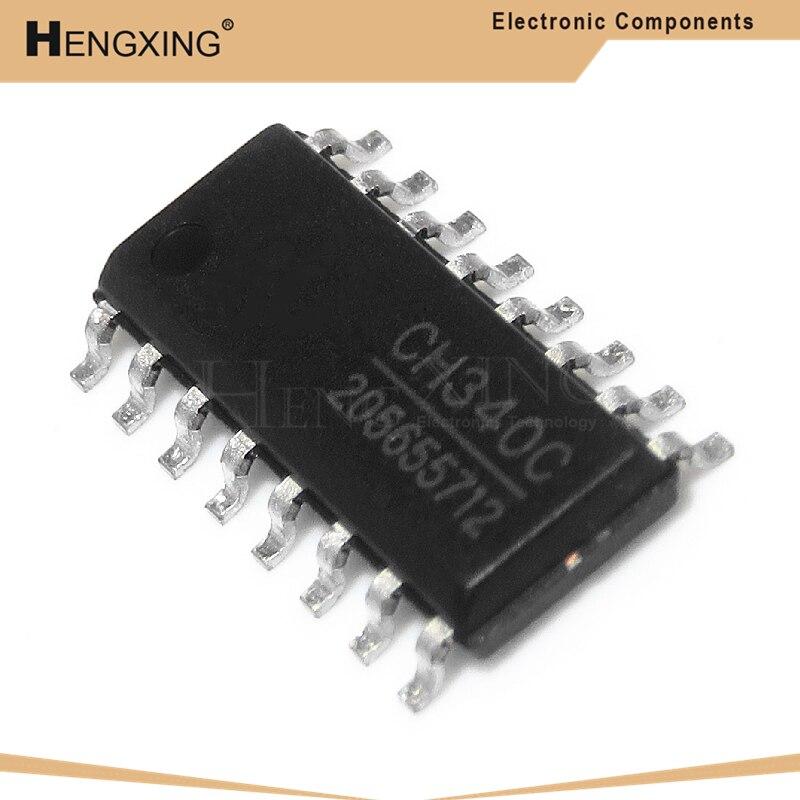 10 шт. CH340C CH340 SOP-16 IC, лучшее качество в наличии