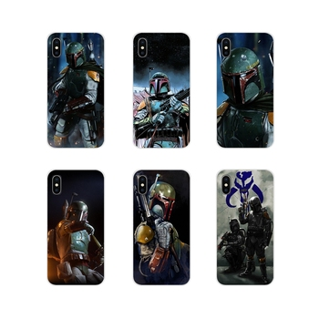 Boba Fett render For Xiaomi Redmi Note 3 4 5 6 7 8 Pro Mi Max Mix 2 3 2S Pocophone F1 Accessories Phone Shell Covers image