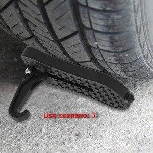Image 5 - Tonlinker 4 in 1 Multifunktions Auto Klapp Schritt Leiter Hilfs Auto Einfach Zu Die Dach Zugang Fuß Pedal Mit Sicherheit hammer Teile