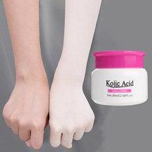 Crema blanqueadora blanqueador para el rostro cuerpo aligeramiento crema axila bajo el brazo cremas blanqueadoras piernas rodillas partes privadas cuerpo blanco TXTB1