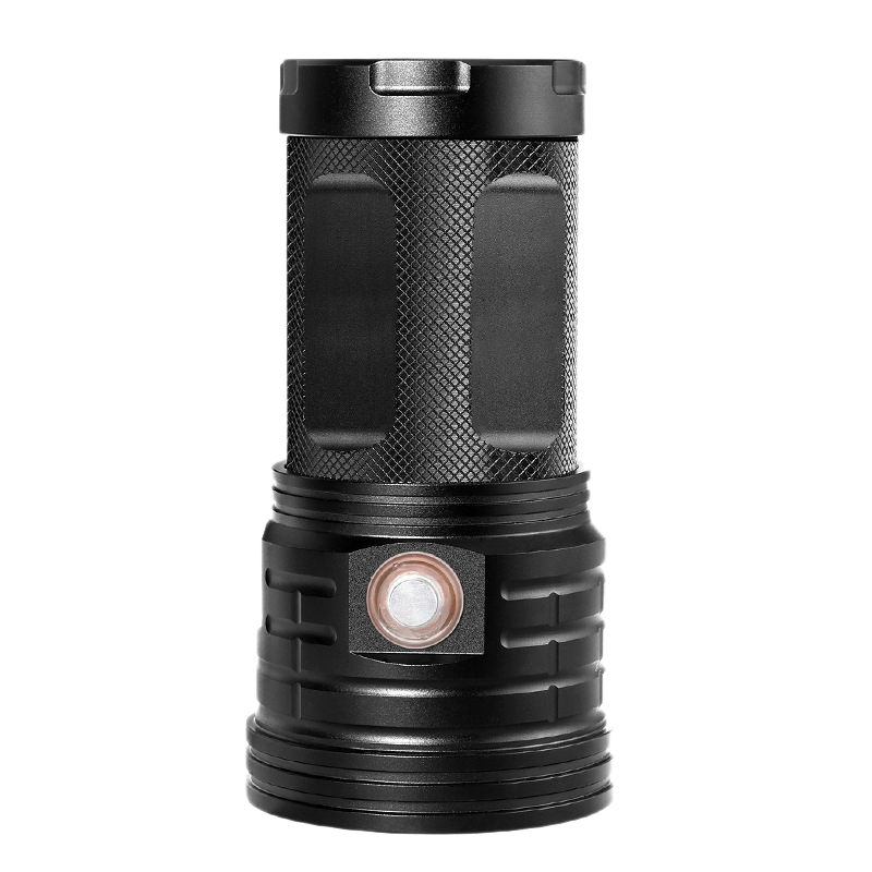 Special Offer of  ABUO-Xm-18 Rechargeable Led Flashlight Super Bright Aluminum Alloy Led Long-Range Outdoor Hunting S