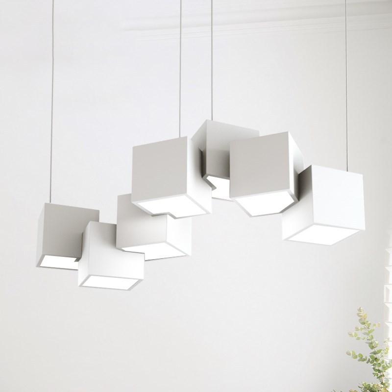 Nordic Luminaire Deco Maison Wood   Living Room  Bedroom  Industrial Lamp Luminaire Suspendu