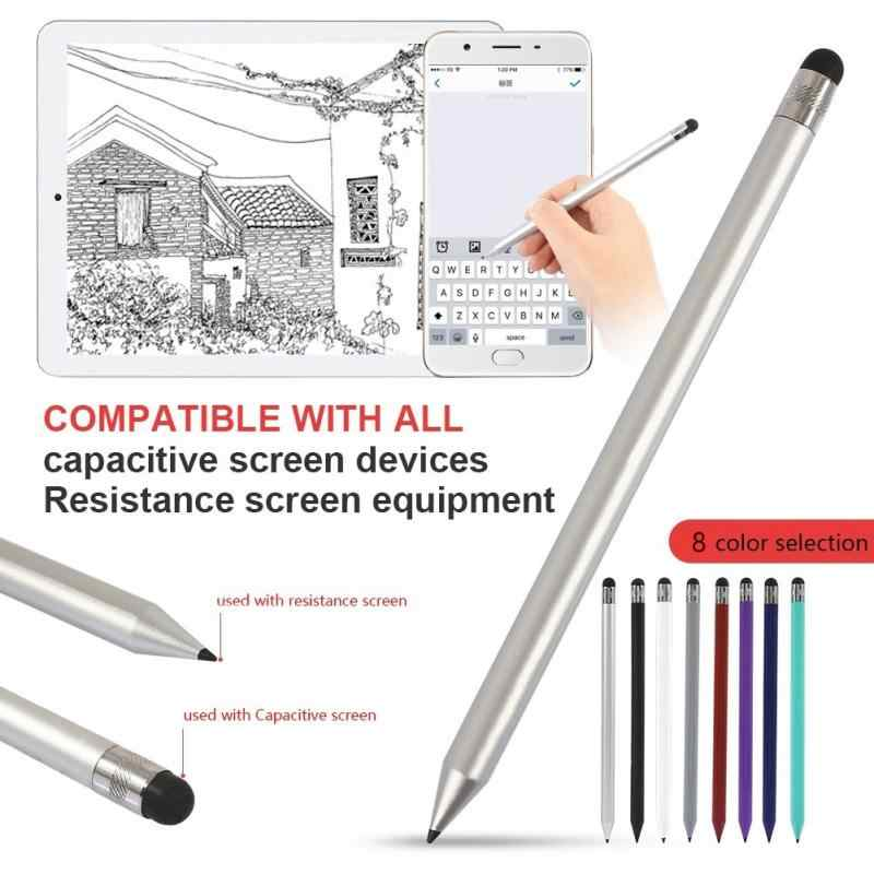 Lightweight Touch Screen Stylus Pen Phone Accessories Wear Resistance Capacitive Pencil Navigation Writing Game Console Tablet
