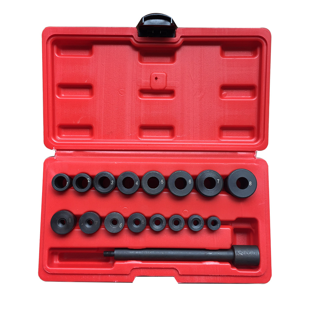 17 Pcs Universal Clutch Alignment Tool Kit Aligning For All Cars & Vans Car Tools SK1054