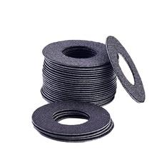 10pcs Carbontex Drag Washer For Fishing Reels Carbon Fiber Washer 0.7mm Ring Brake Pad For Fishing Reels