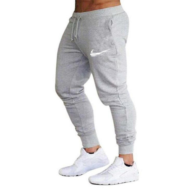 Brand 2021 Summer Men's Jogging Pants Fashion Training Casual Sports Pants Men's Running Pants Gym Muscle Fitness Stretch Pants 6