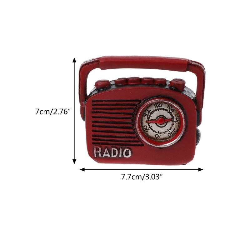 Newborn Photography Prop Radio Creative Photoshoot Instruments Baby Photo Studio Accessories