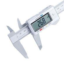 цена на 6 inch/150mm LCD Digital Electronic Vernier Caliper Gauge Micrometer