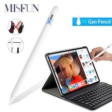 Карандаш для ipad с отклонением от ладони для Apple pencil 2018 и 2020 для iPad (6 го/7 го поколения)/Air (3 го поколения)/Mini (5 го поколения)/Pro (3 го поколения)