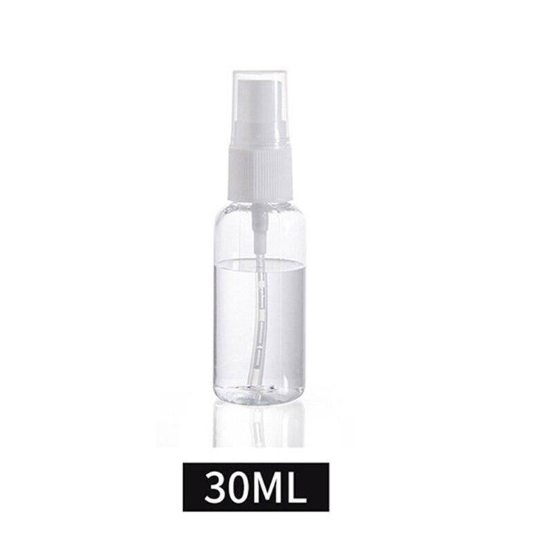 30 мл 50 мл 100 мл многоразовый мини-парфюм пустая бутылочка с распылителем косметические контейнеры пластмассовый распылитель портативный дорожный флакон для духов - Цвет: 30ML