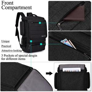 Image 4 - Zaino del computer portatile per 18 notebook da 18.4 pollici uomo delle donne di grande capacità di borsa da viaggio sacchetto di affari per Lenovo sony