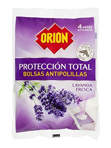 Orion 20 Boules Anti-Mites Lavande Lot De 2