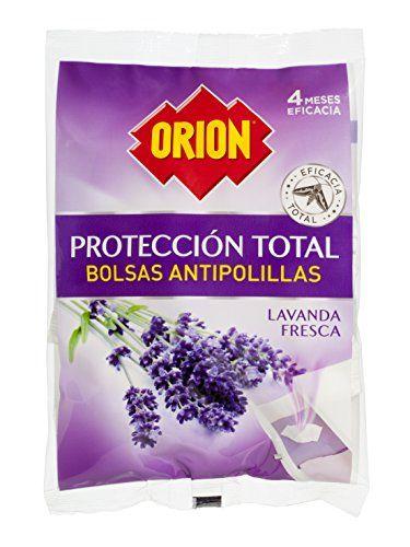 Orion 20 Boules Anti-Mites Lavande Lot De 2