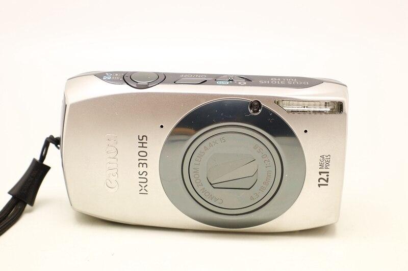 Appareil photo numérique Canon IXUS 310 HS Full HD (12,1mp, Zoom optique 4,4x) 3.2 pouces écran tactile LCD
