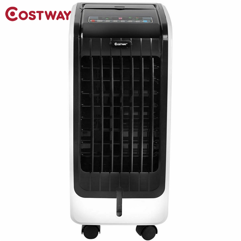 COSTWAY Portable Air Cooler Cooling Touch Pad Remote Evaporative Fan Conditioner Air Conditioning Fan EP23430