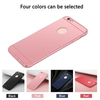 Mobile Phone Back Cover Soft Silicone Protective Phone Shell Scrape Resistance Waterproof Cellphone Case For iPhone 6/6s