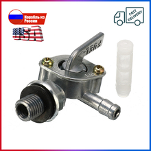M10x1.25 ON/OFF Fuel Petrol Tap Petcock Switch Replacement For Generator Dirt Bike ATV Quad Gas Engine Tank Switch 2 3 5KW