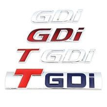Etiqueta do carro emblema do emblema para hyundai gdi ix25 i20 i30 i35 solaris acento sonata tucson creta verna geely emgrand ec7
