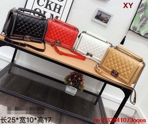 Luxury Designer Brand Chanel- Handbag Shoulder Bags Women Messenger Bag Bolsa Feminina Handbags C107