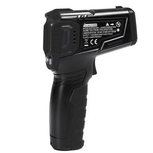 Image 4 - ET6531B C Infrarood Digitale Contactloze Temperatuur Meten Gun Infrarood Thermometer Pyrometer Laser Thermometer 50 600C