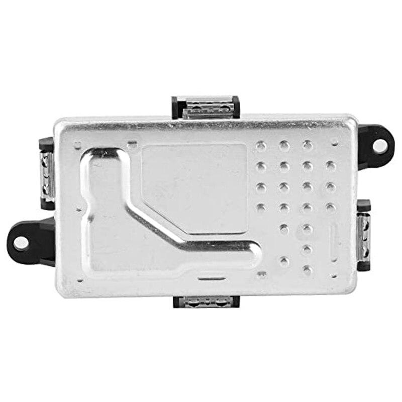Camisin Blower Motor Resistor Regulator Module for Mercedes C E Class CLS W204 W212 2128702110 5HL351321651