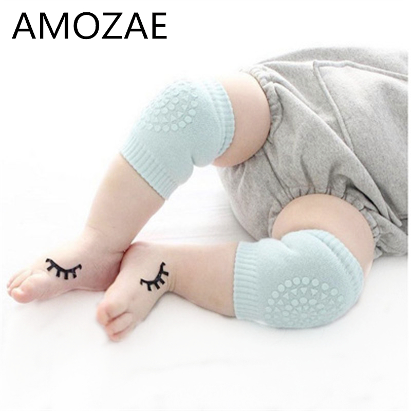 2019 New Baby Infant Toddlers Knees Protect Sport Knee Pads Leggings Knee Protectors Safety Crawling Elbow Cushion Leg Warmers
