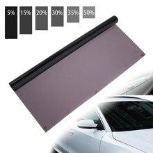 Filme protetor solar para janela de carro vlt, rolo de filme para pintura de janela de carro, para casa e janela de verão 100/300/600*50cm