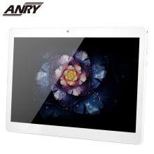ANRY 10 Inch Tablet PC 3G 4G Lte Octa Core 4 GB RAM 64 GB ROM Dual SIM 5.0MP Android 7.0 GPS 1280*800 IPS Tablet PC 7 inches tablets pc ips 1920 1200 windows 10 wi fi bluetooth intel quad core 8 gb ram 128 gb rom tablet for learning game