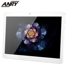 Anry 10 Inci Tablet PC 3G 4G LTE Octa Core 4 GB RAM 64 GB ROM Dual SIM 5.0MP Android 7.0 GPS 1280*800 IPS Tablet PC(China)