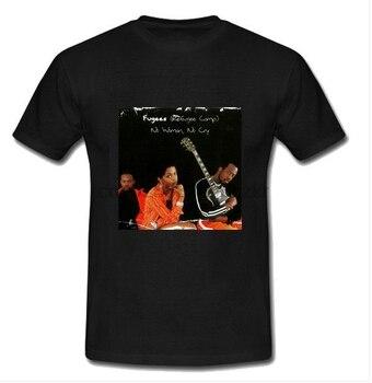 Camiseta Vintage 1Fugees The Score Bootleg 90 Rap Hip Hop auryn Hill Tour camisetas de manga corta moda de ocio verano