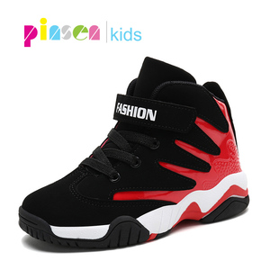 Image 5 - PINSEN 2020 Herbst Kinder Schuhe Für Jungen Turnschuhe Mädchen Sport Schuhe Kind Freizeit Tenis Infantil Casual Warme Laufschuhe Kinder Schuhe