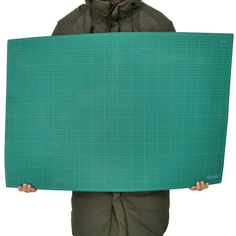 A1 Cutting Mat Oversized Size Self-recovery After Cutting Knife Cutting Mat Desktop Mouse Pad Sewing Table Mat DIY Patchwork Mat