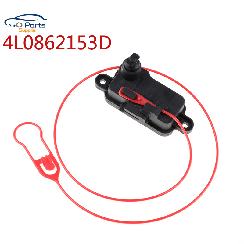 YAOPEI Car Fuel Flap Door Release Lock 4L0862153D