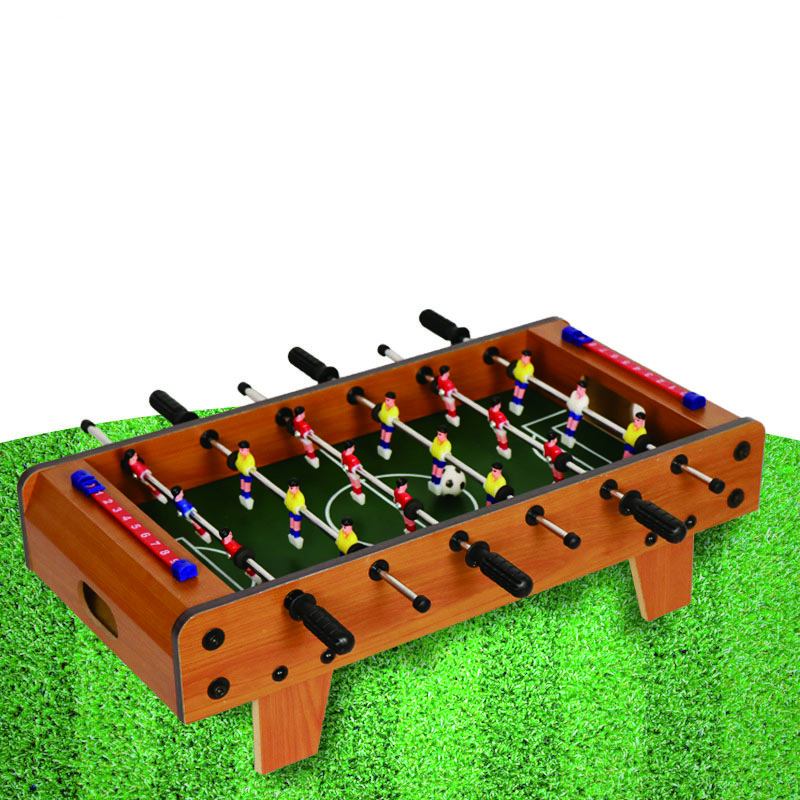 ToyTime Football Table Games Foosball Soccer Tables Party Board Mini Balle Baby Foot Ball Desk Interaction Game Kid Player Gift