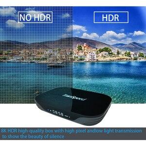 Image 5 - Transpeed X3 空気アンドロイド 9.0 テレビボックス 8 18k 4 18k超xdr youtube 1000 メートルwifi amlogic S905X3 4 ギガバイト 32 ギガバイト 64 ギガバイト 128 ギガバイトtvボックス