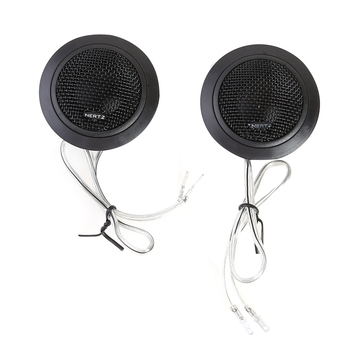 YH-528 1 Pair Universal Car Tweeters 25mm 150W Audio Music Stereo Treble Sound Silk Treble Speakers Audio Loudspeaker image