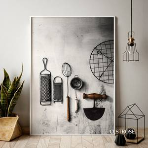 Posters Art Painting Appliances Canvas Pictures Living-Room Home-Decor Kitchen Modern-Style