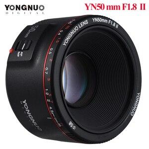 Image 5 - Yongnuo YN35mm F2.0 עדשה עבור Canon 600d 60d 5DII 5D 500D 400D 650D 600D 450D YN50mm f1.8 עדשה עבור Canon EOS 60D 70D 5D2 5D3 600D