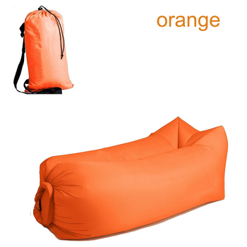 Camping inflatable Sofa lazy bag 3 Season ultralight down sleeping air bed Inflatable sofa lounger trending products - discount item  30% OFF Outdoor Furniture