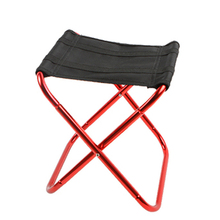 Aluminum Alloy Folding Chair Seat Stool Fishing Picnic Camping Hiking BBQ Beach Backpack Fishing Chairs 47l camping travel backpack with folding chair backpack and stool chair combo gear for outdoor hiking fishing