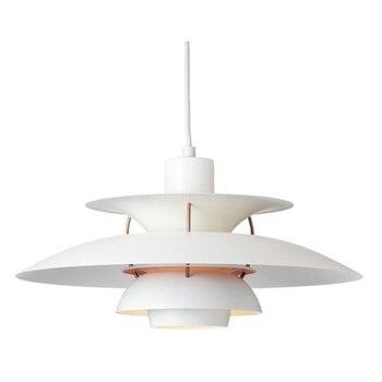 Nordic E27 PH5 Pendant Light Colorful Umbrella Led Lamp Hanglamp Indoor Lighting Fixtures Suspend