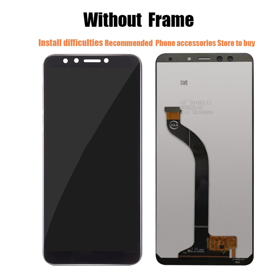 AAAA Original LCD For Xiaomi Redmi 5 Plus Screen Display Digitizer Assembly Replacement LCD Display For Redmi 5 Plus Screen (4)