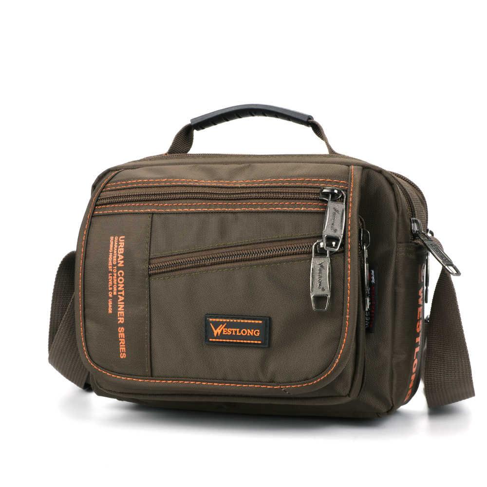 الرجال حقيبة ساع عارضة متعددة الوظائف صغيرة السفر أكياس للماء الكتف الأزياء العسكرية النساء Crossbody أكياس 3720-1