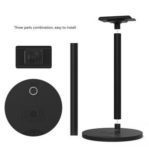 Image 3 - Besegad kulaklık kulaklık kulaklık askı tutucu standı raf w/ QI kablosuz şarj Mat Samsung S8 artı S7 S6 kenar not 5