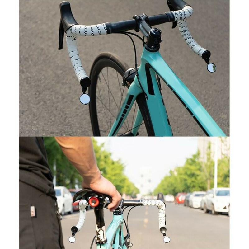 BackEye Bicycle Wrist Band Reflex Rear View Mirror Lot Of 12