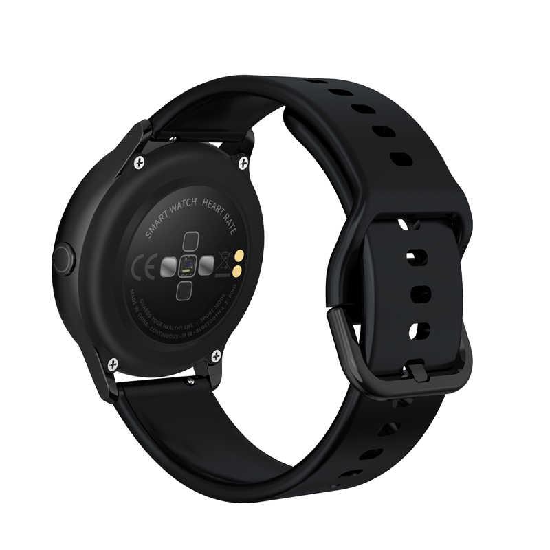 2019 新規スマート腕時計女性男性甲高い声 bluetooth アンドロイド/ios 電話 4 グラム防水 GPS タッチスクリーンスポーツ健康 smartatch