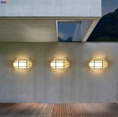 iwhd industrial de loft lampada parede