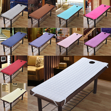 Massage Bed Cover SPA Treatment Couch Mattresses With Breath Face Hole