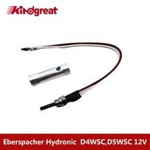 Kindgreat For Eberspacher Heater Kits Glow Pin 252106011000 Hydronic D4WSC D5WSC 12V Car Diesel Heater Glow Plug + Wrench