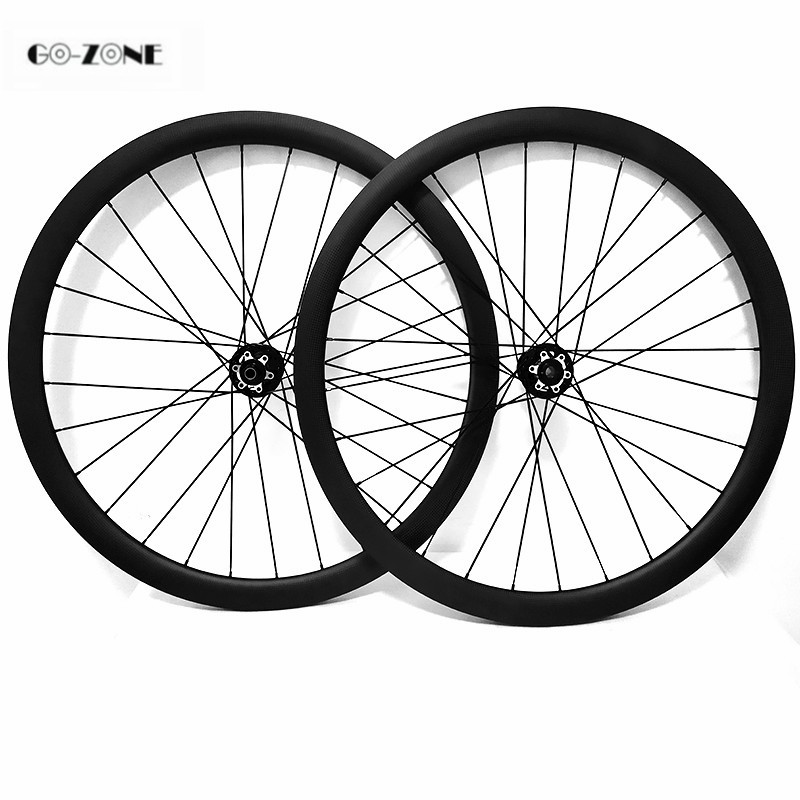 road bike wheelset 50x25mm clincher carbon disc wheelset rodas 700c pillar 1423 Novatec D791SB D792SB 100x12 142x12